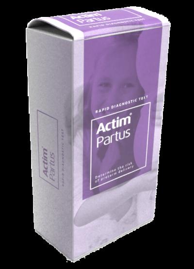 Actim Partus 10 test kit 2019