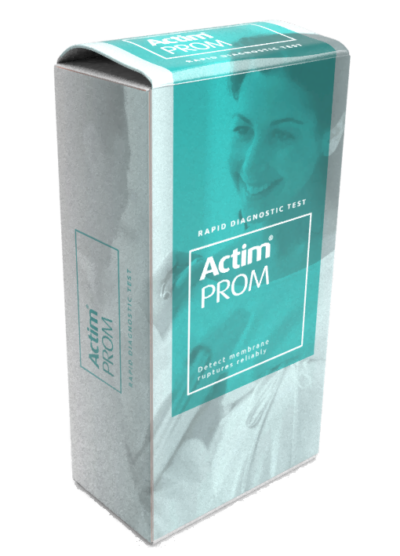 Actim PROM 10 test kit 2019